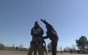 Patriot South 20 - K-9 Hoist operations