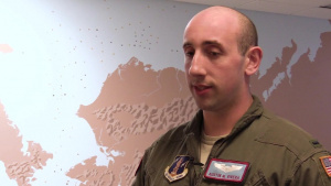 First Lt. Austin Rivera interview at Arctic Edge and Arctic Eagle 2020