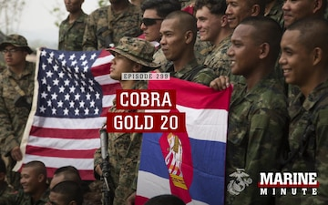 Marine Minute: Cobra Gold 20
