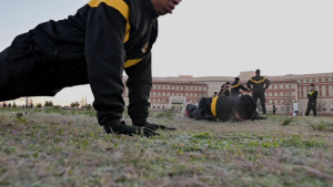 Army Reserve general officers conduct ACFT round robin