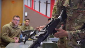 Ready For Duty Or Deployment -CATAM Ramstein Air Base