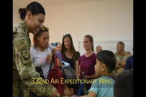 332nd AEW International Women's Day