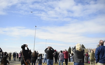 133rd Airlift Wing to Welcome Home More Than 100 Deployed Airmen