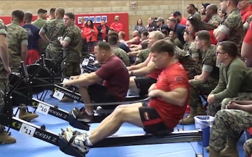 2020 Marine Corps Trials Rowing Competition