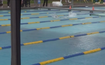 Marine Corps Trials Swimming Competition, Part 2
