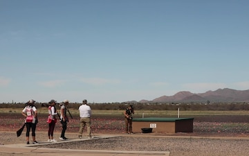 USAMU Soldier makes Women's Olympic Skeet Team