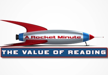 Rocket Minute, Episode 4: The value of reading