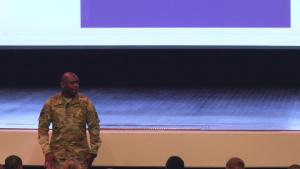 Master Sgt Jahara Brown - Resiliency Speaker