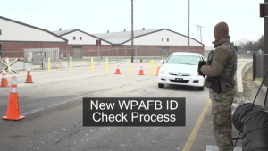 New WPAFB ID Check Process