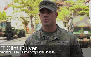 Army's Field Hospitals a perfect fit for COVID-19 support in Korea