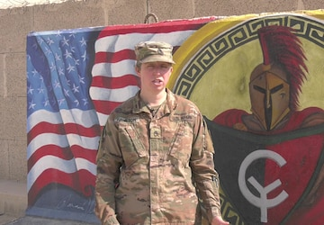 Southern Indiana soldier offers a different perspective on service