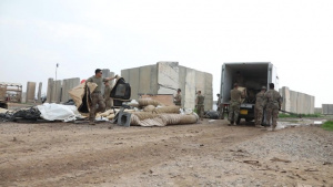 Qayyarah Airfield West transfers to Iraqi Security Forces