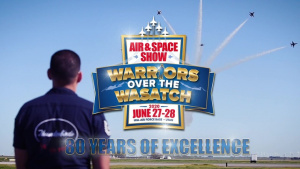 2020 Air and Space Show: Warriors Over the Wasatch - Promo 1