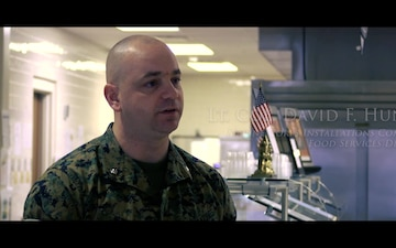 MCAF Quantico Mess Hall Competes for W.P.T Hill Food Service Excellence Award