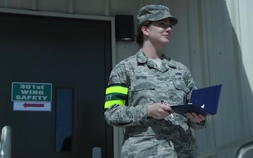 301 FW Safety Mission Video