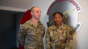 628th Communications Squadron addresses telework