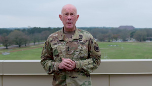 LTG Luckey message for the Troops during COVID-19
