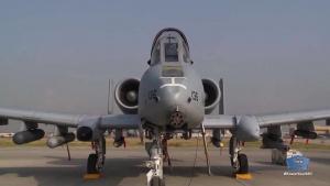 Airframe: A-10 Thunderbolt II