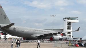 MQ-9 Reaper, Airmen kick off 2020 Season at Singapore Airshow