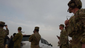 JTAC supports DASMAN SHIELD 20; Air Force air-to-ground command control seen first-hand