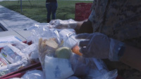 Local school districts bring meals to Pendleton military students