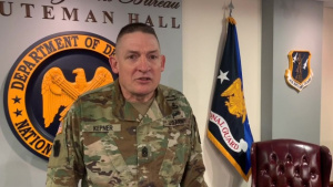 Command Sgt. Maj. Kepner: National Guard responding to COVID-19