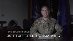 380th AEW Commander COVID-19 Update