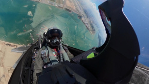 Full F-22 Demo: Exclusive Look Inside the Raptor