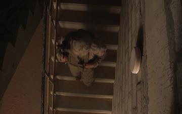 U.S. Marines Conduct Urban Operations Training in the UAE