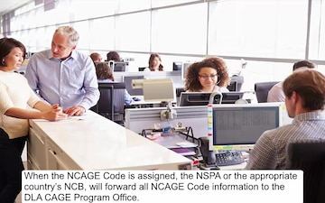 How to obtain a NATO Commercial and Government Entity (NCAGE) Code
