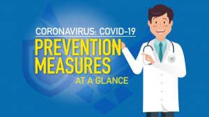 COVID-19 Coronavirus: Prevention Measures PSA, Hill AFB, UT