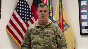 A message from the 21st Theater Sustainment Command, Command Sgt. Maj. Sean Howard