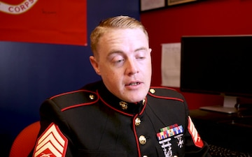 Marine Corps Recruiter saves Local Norfolk Boy