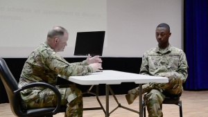 ASAB 1st Sgt Symposium changes the game