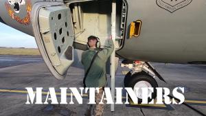 100th Maintenance Group Social Media