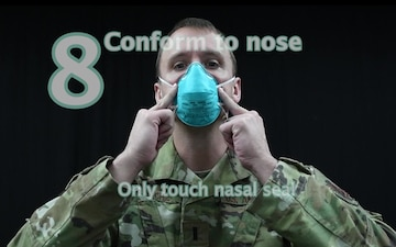 How to Properly use a 3M N95 Respirator Mask