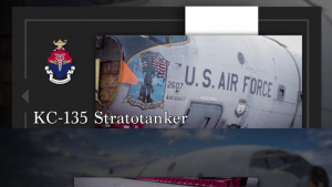 USAFSAM acquires a KC-135 Stratotanker Social Media Spot