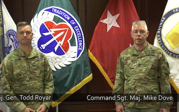 AMCOM Command COVID-19 Update