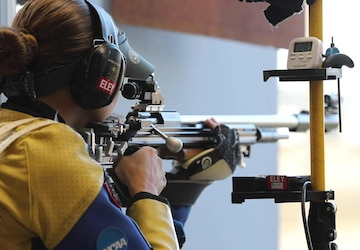 Fort Benning Soldier seeks a spot on Team USA's Smallbore Event