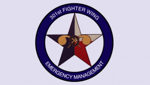 301st Fighter Wing Emergency Management