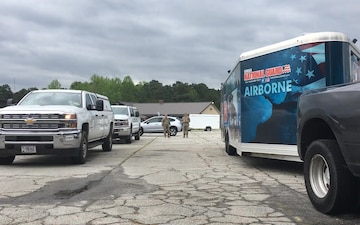 Georgia Guard's 1st Infection Control Team Departs