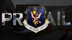Prevail: 23d Medical Group