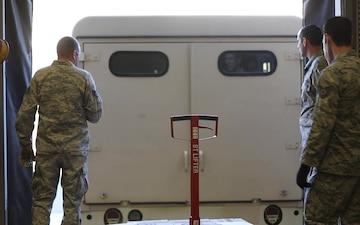 North Carolina National Guard Guard Response to COVID-19 B-Roll 4 Int