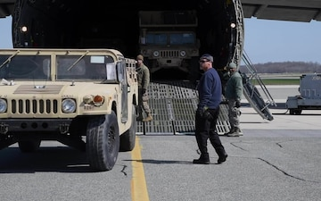 Dover Air Force Base sustains air operations despite COVID-19