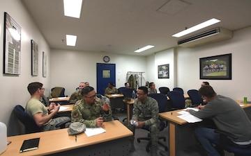 Misawa Air Base holds Resilience Training