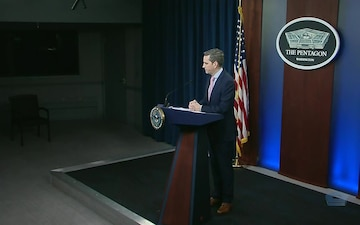 Senior DOD Official Holds News Conference