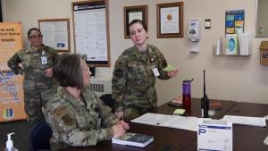 Ellsworth's Medical Group combats COVID-19