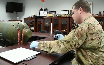 104th Fighter Wing EOD helps wing response to COVID-19