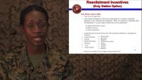 Virtual First Term Alignment Program Retention Brief