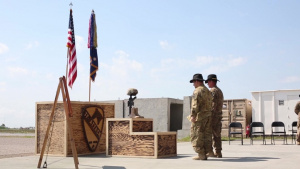 Sgt. 1st Class John David Hilty honored in memorial ceremony